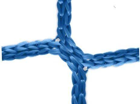Fussball Tornetze blau
