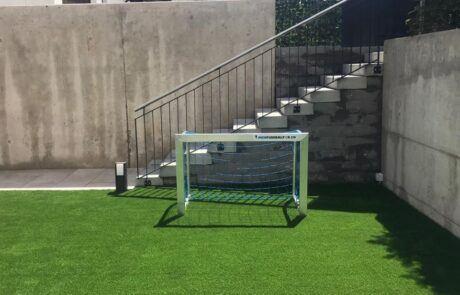 Mini Fussballtor klappbar