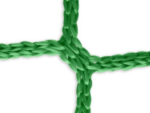 Fussballtornetz Grün